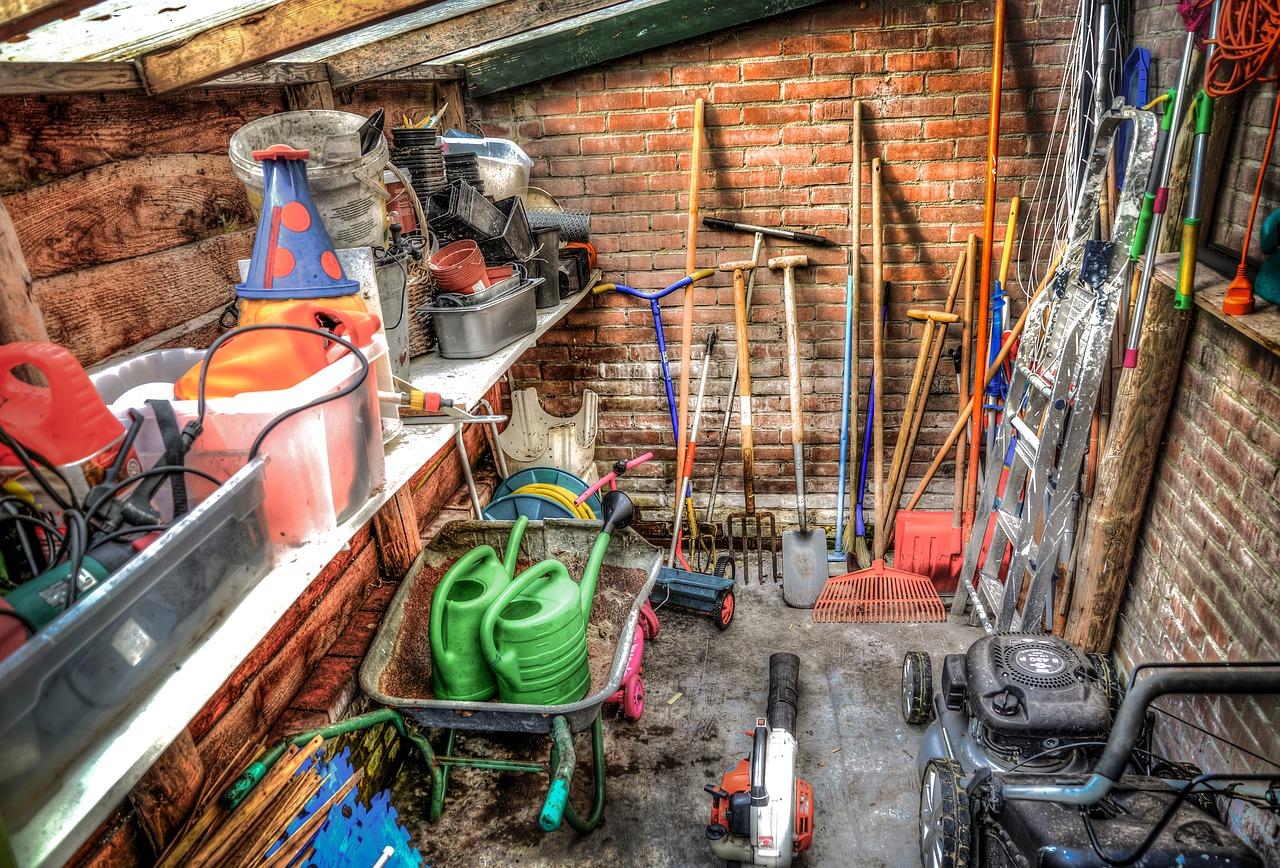 Części zamienne do maszyn ogrodniczych - gdzie je nabyć?